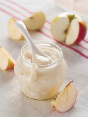Apple sauce or jam