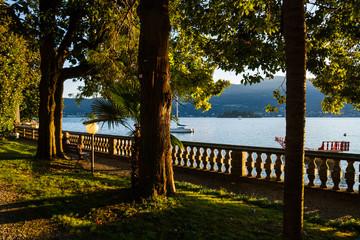 Verbania, Lago Maggiore, Piemonte, Italia