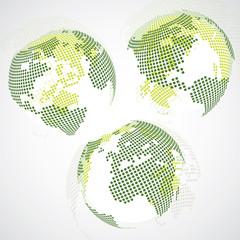 Earth Globe Designs