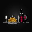 food and drink menu background - 70862656