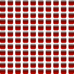 red abstract seamless mosaic background