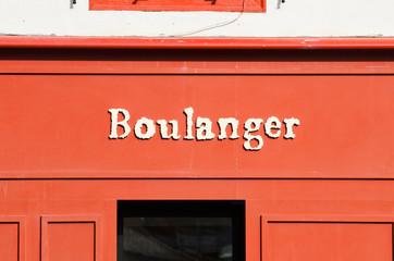 Boulanger sign
