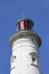 phare de cordouan dans l'estuaire de la gironde