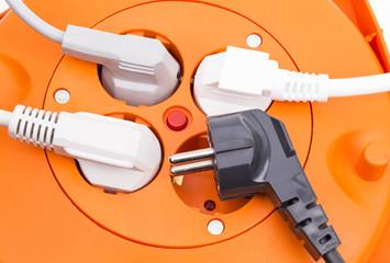 Mehrfachstecker mit Anschlusskabel