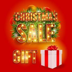 christmas sale gift
