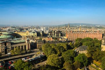 Edimburgo dal Castello