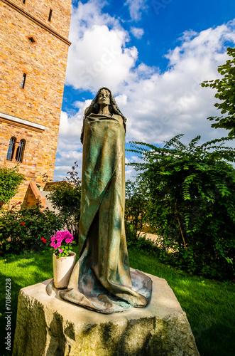 Leinwandbild Motiv Sankt Hildegard von Bingen