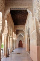 Säulengang der Alhambra