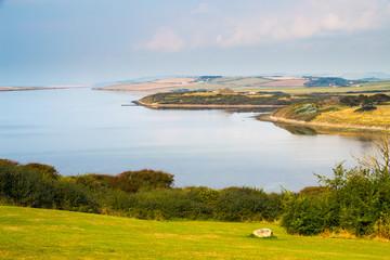 The Fleet Lagoon Dorset