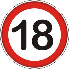 Verkehrszeichen, 18