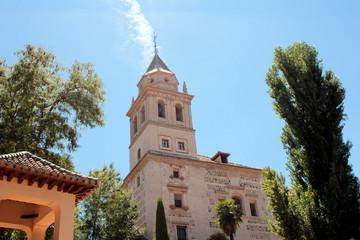 Kathedrale in der Alhambra
