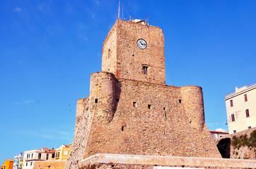 "Castle ""svevo"", Termoli, Molise, Italy"
