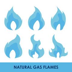gas natural design