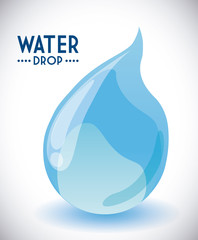 water drop design