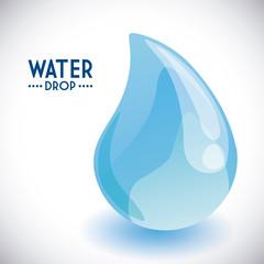 water drop design