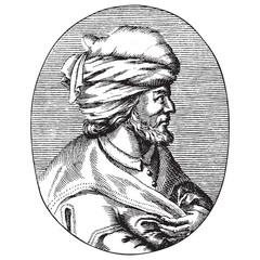 Osman Gazi Portrait