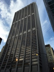 Chicago grattacielo palazzo cielo