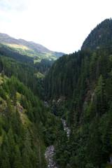 Fimbabach bei Ischgl - Alpen