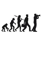 Fotograf Kamera Evolution