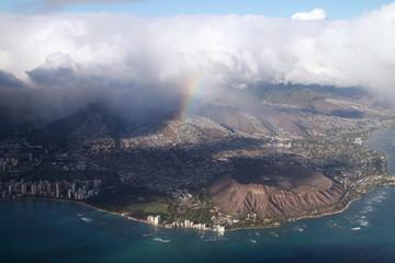 Aerial Hawaii, Oahu