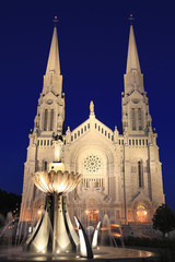 Sainte Anne de Beaupre Cathedral