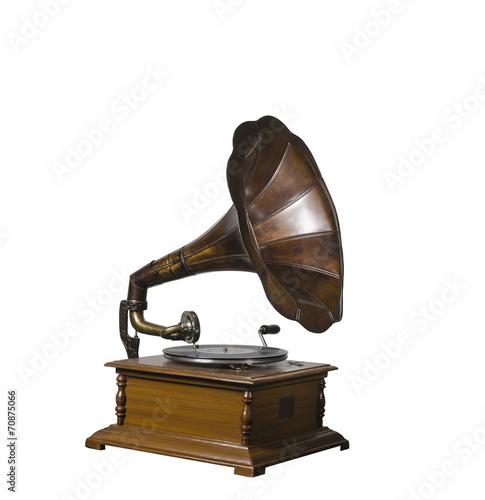 Gramophone - 70875066