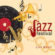 Jazz concert poster - 70875634
