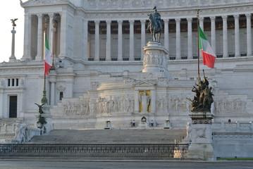 ローマ ヴィットーリオ エマヌエーレ2世記念堂