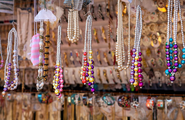 Indian jewelry shop