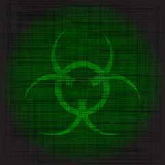 Bio Hazard Grunge