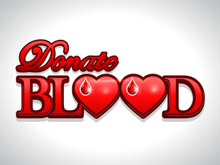 donate blood,blood donation Medical concept with heart