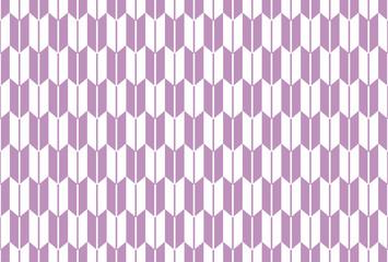 Seamless pattern of Yagasuri