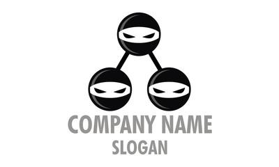 Three Ninja Logo