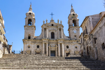 Palma di Montechiaro cathedral