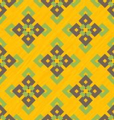 Beautiful seamless pattern tile