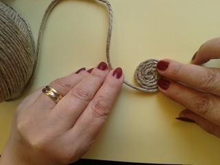 Lavoretti con la corda
