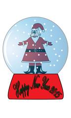Snow globe 3