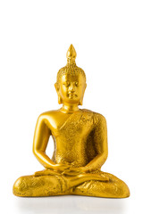 Figurine of the Buddha.