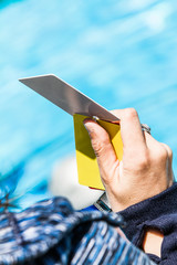 Freediving White Card Result