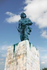 memorial to Che Guevara
