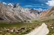 Nun Kun Range - Indian Himalayas