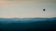 Mongolfiera in volo sulle colline delle Langhe - 70890695