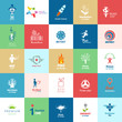 Big set of Design color icons