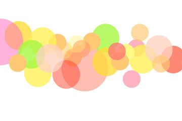 lumières bulles