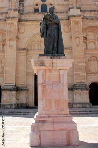 canvas print picture Skulptur in Antequera