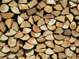 Woodpile Kindling Firewood