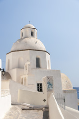 Fira White Church