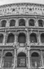Rome Colosseum close up