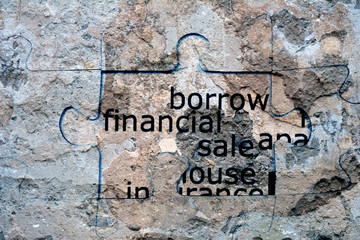 Borrow financial sale