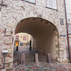 Swedens Gate Riga